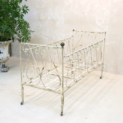 Antique French Crib 0315/210