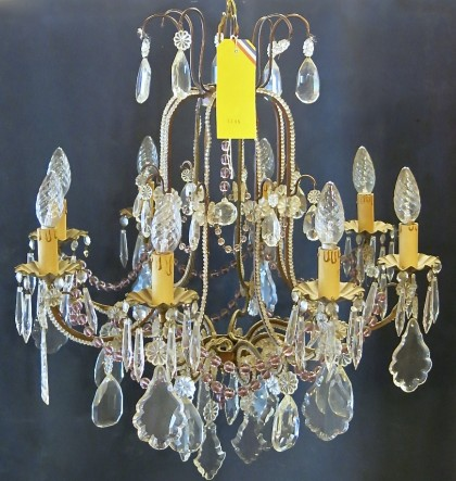 Crystal Chandelier 3295/152