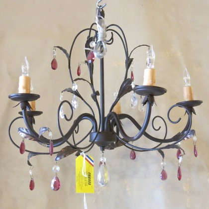 Crystal Chandelier 2256/71