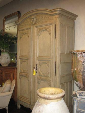 Antique French Armoire de Provence
