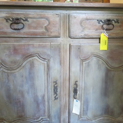 Antique French Buffet de Provence