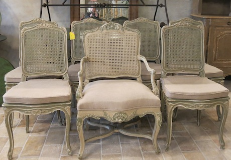 Antique French Dining Chair Antiques De Provence New