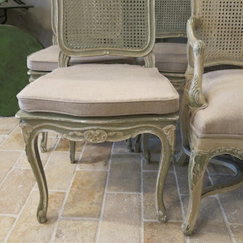 Antique French Dining Chair
