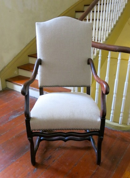 Antique French Dining Chair de Provence