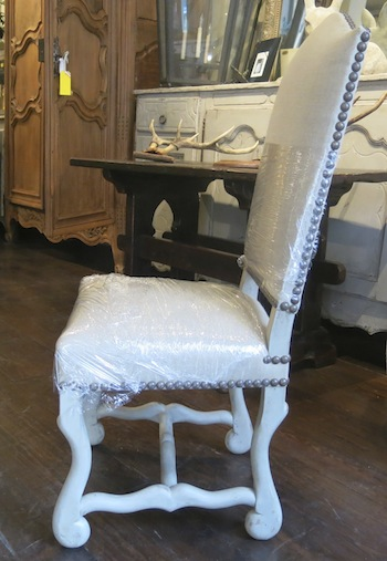 Antique French Dining Chair - Antiques de Provence, New Orleans, LA