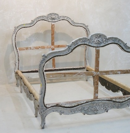 Antique French Bed 6485/204