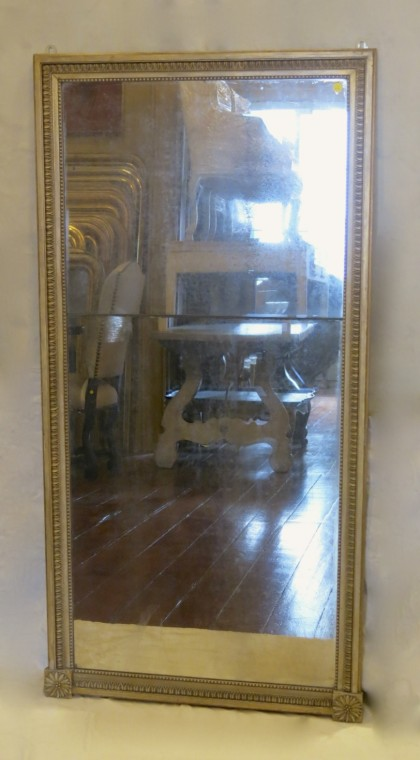 Antique French Louis XVI Mirror