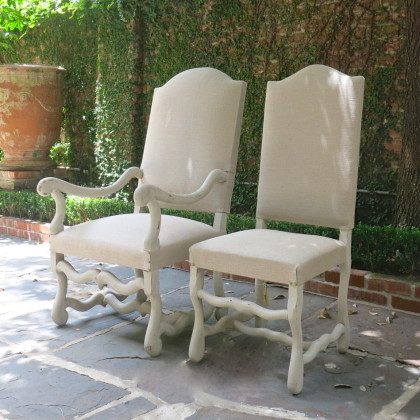 Dining Chairs 3295/62 & 3295/SN27